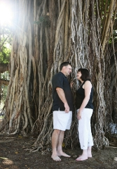 Couples Photo Session on Waikiki Beach