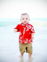 Baby Beach Photo Shoot