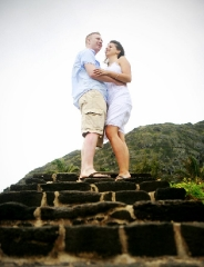 Engagement Shoot at Makapu'u…